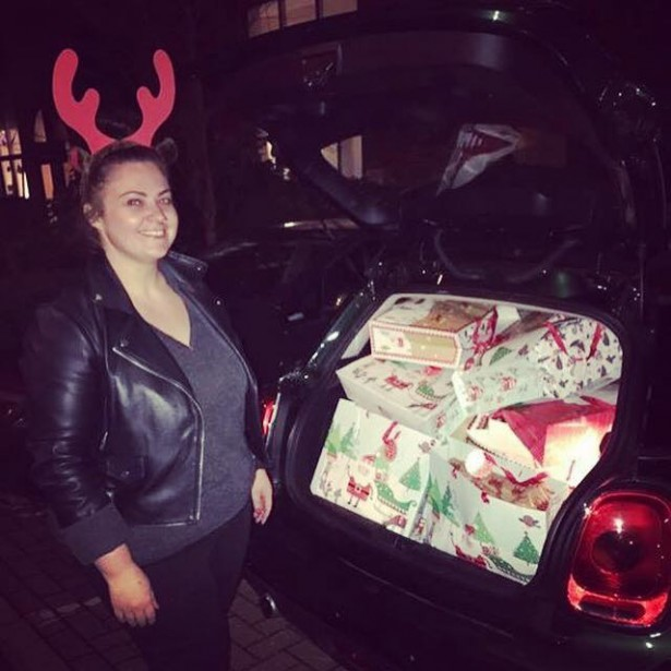 london-stuffed-car