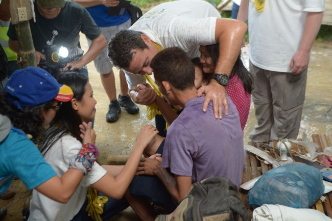 Greg and Raymond