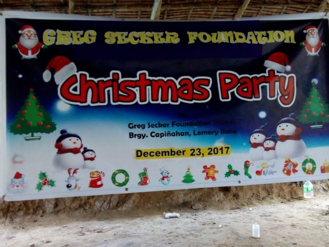 Our last update from the GSF village of 2017!