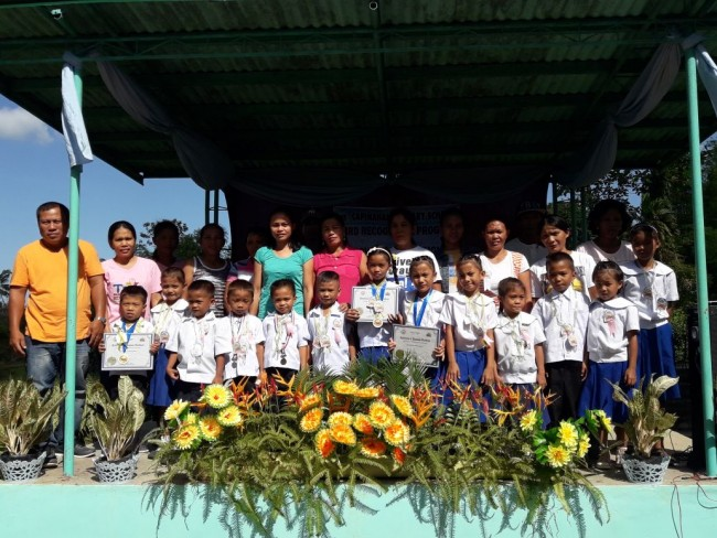Capinahan Primary School Moving up Ceremony.