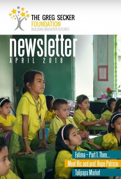 April's Newsletter