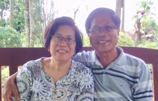Ric and Prof. Hope Patricio join the Foundation.