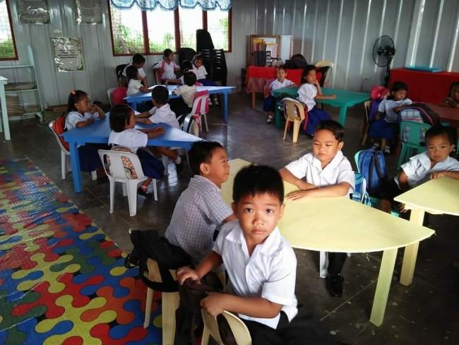 ChildreninClassroom